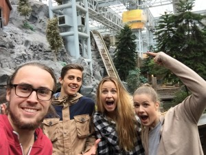 Went to the Mall of America